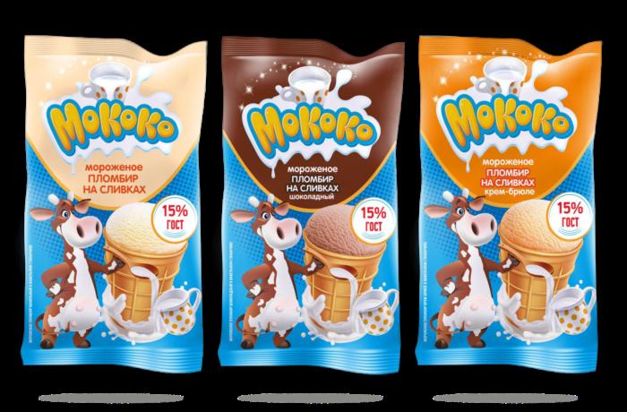 3 продукта Мококоs