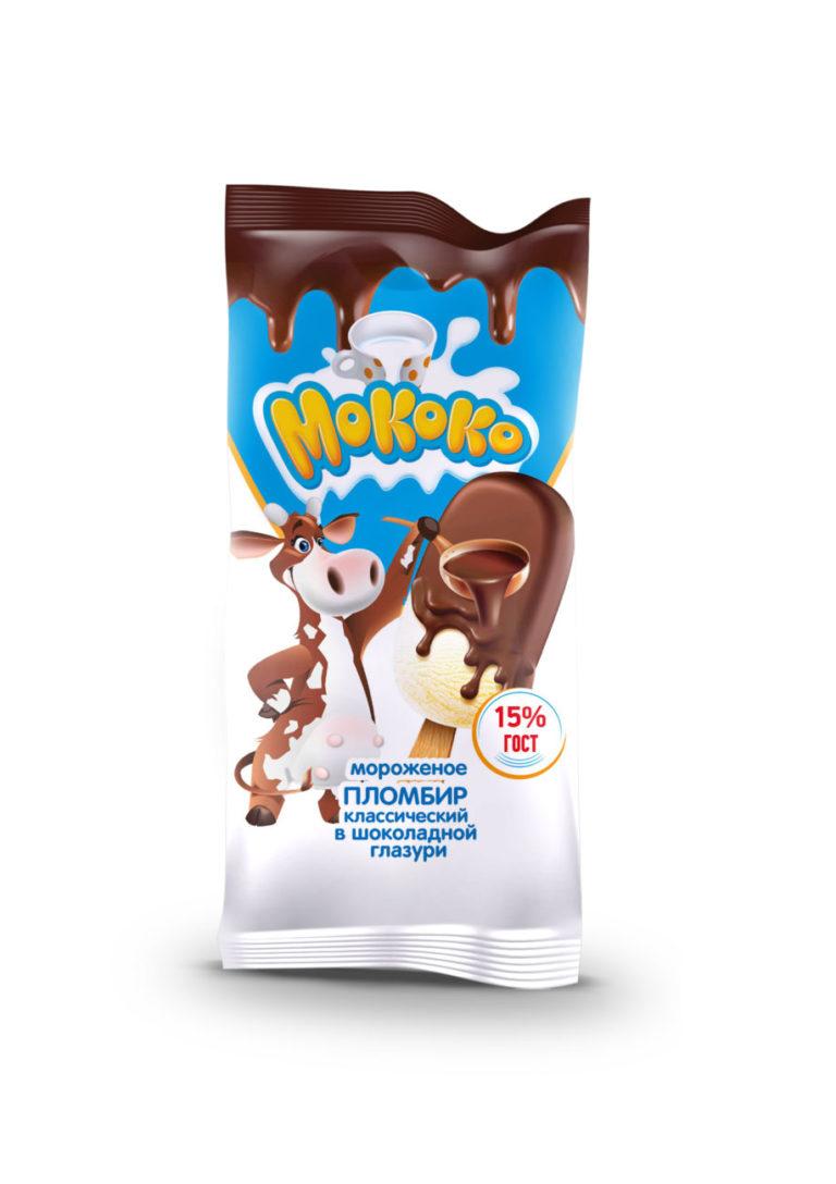 мороженое Мококо эскимо