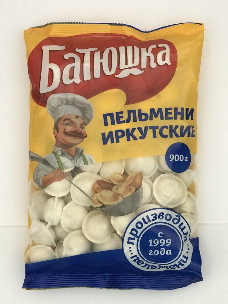 пельмени Батюшка